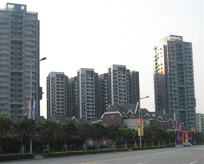 广州万科金域蓝湾
